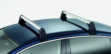 Original Audi A4 Grundträger Dachträger Tragstäbe Dachgepäckträger (Limousine)