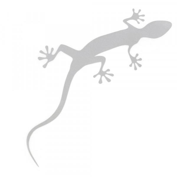 Dekorfolie Gecko Original Audi Zubehör Exterieur Folie florettsilber
