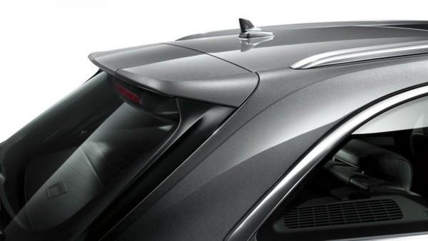 Original Audi A4 B9 8W Avant Dachkanten-Spoiler Tuning Spoiler Exterieur