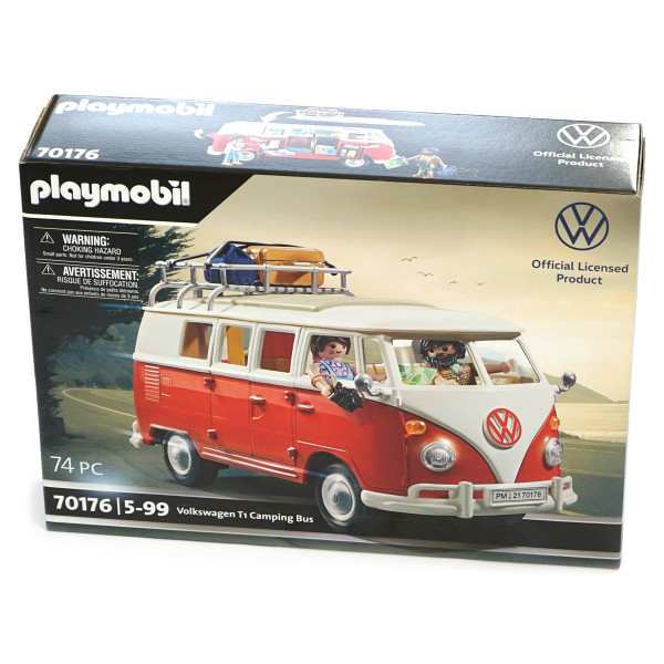 Original VW Bulli T1 Camper Playmobil Spielzeug Campingbus Heritage Kollektion 7E9087511A