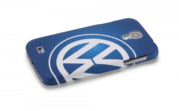 Samsung Galaxy S4 VW Handy Cover Hülle Tasche VW Logo