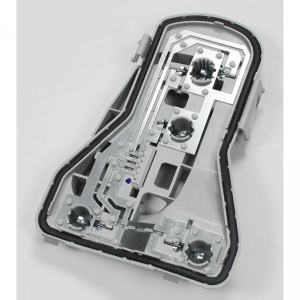 Original VW Polo 4 (9N3) Lampenträger links hinten Schlussleuchte Rückleuchte