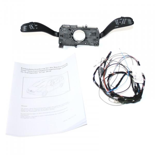 Tempomat GRA Nachrüstsatz mit originalem Blinkerschalter für VW Bora 1J TDI
