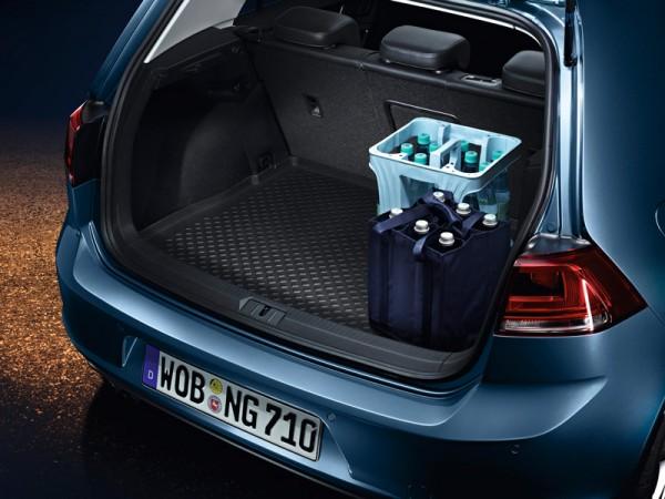 Gepäckraumeinlage Original VW Golf 7 (5G) Limousine Kofferraum Einlage Schale 5G0061160