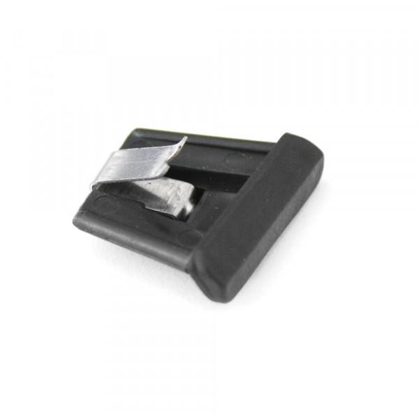 Original Audi Abschlusskappe rechts Schutzleiste Tür Abdeckung 895853114A01C