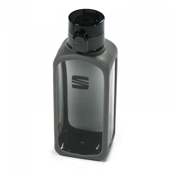 Original Seat Trinkflasche Tritan Flasche grau 6H1069601AKCF