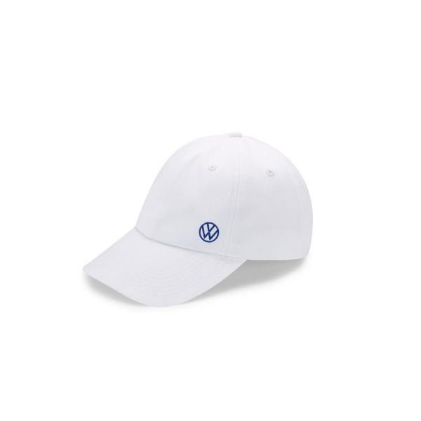 Original VW Basecap New Volkswagen Kappe Cap Baseballcap weiß