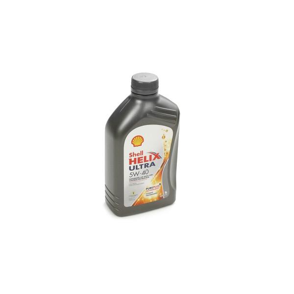 Shell Helix Ultra 5W40 Motoröl 1L VW Norm 50200 50500 Öl Pure Plus Technology