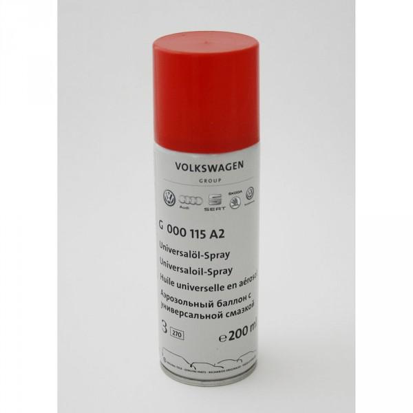 Original Volkswagen Universal-Öl Spray Wartungsspray 200 ml