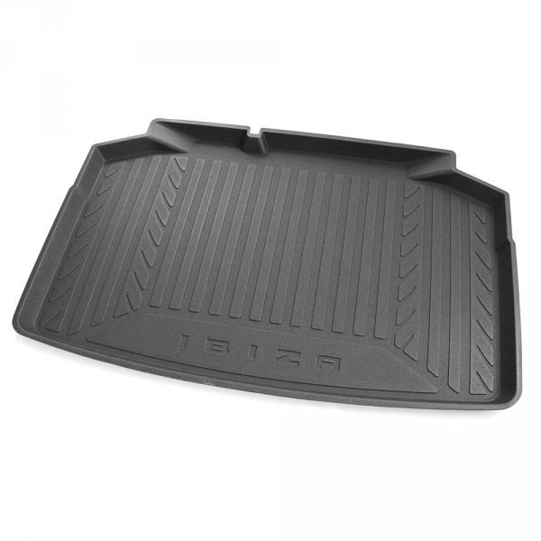 Original Seat Ibiza (6F) Kofferraumeinlage Schaumstoff Schutzmatte Gepäckraumeinlage