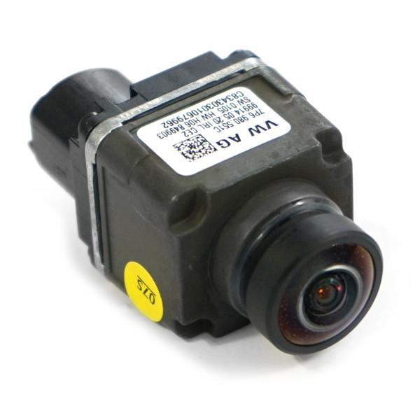 Original VW Audi Kamera Umfeldkamera Spiegel Rückfahrkamera 7P6980551C