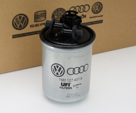 Original VW Sharan Kraftstofffilter 1.9 2.0 TDI Filtereinsatz 7M1027401A
