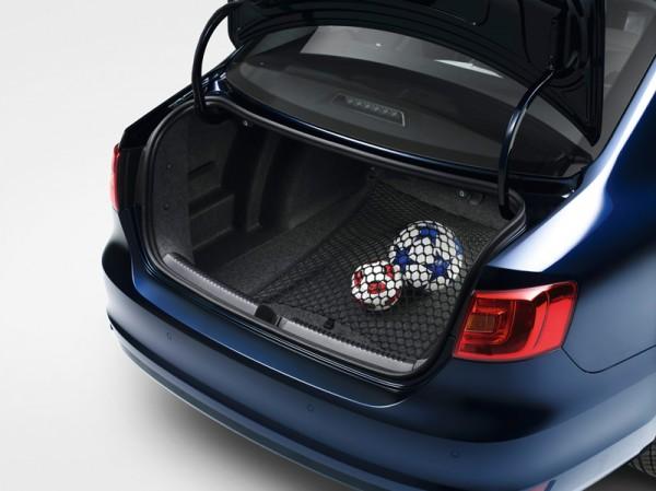 Gepäcknetz Original VW Jetta Kofferraum Zubehör Netz Nylon 1KM065110A