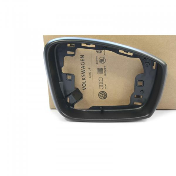 Original Seat Skoda Spiegelrahmen rechts Außenspiegel Blende 5JA857532