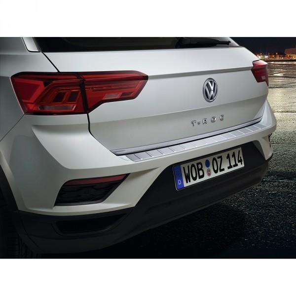 Original VW T-Roc Ladekantenschutz Edelstahl Optik Leiste 2GA061195