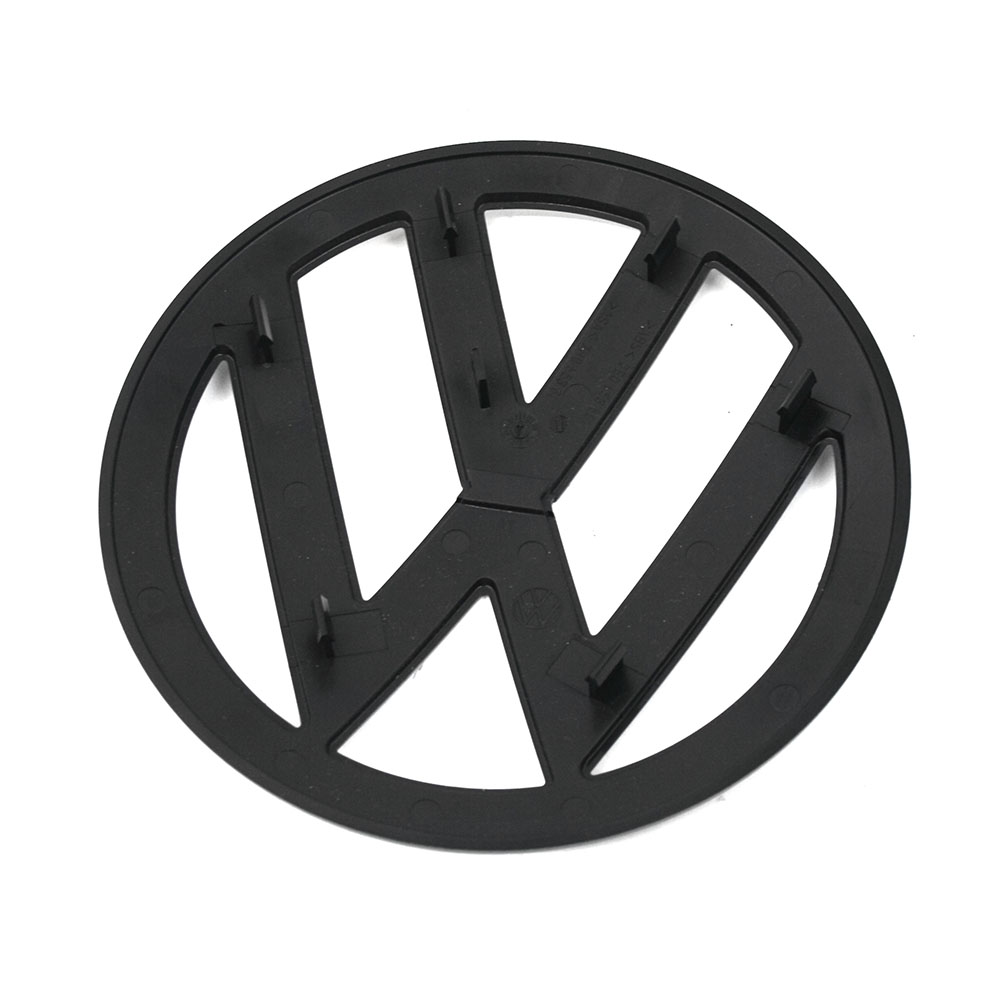 original vw t5 transporter vw emblem vorn k hlergrill logo. Black Bedroom Furniture Sets. Home Design Ideas