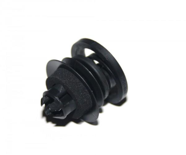 10x Clips Verkleidung Original VW Innenverkleidungsclip Tür Klemmer 3B0868243
