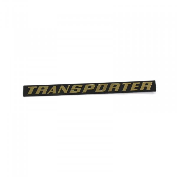 Original VW T3 Transporter Schriftzug Emblem Buchstaben Heckklappe Gold