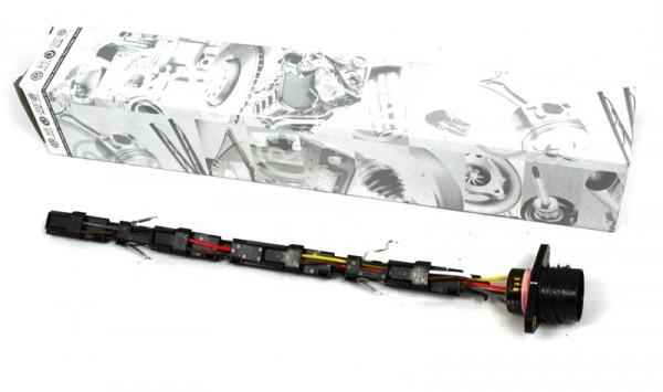 Original VW Skoda Audi Adapter Leitungssatz Einspritzdüsen 1,9 2,0 TDI 038971600