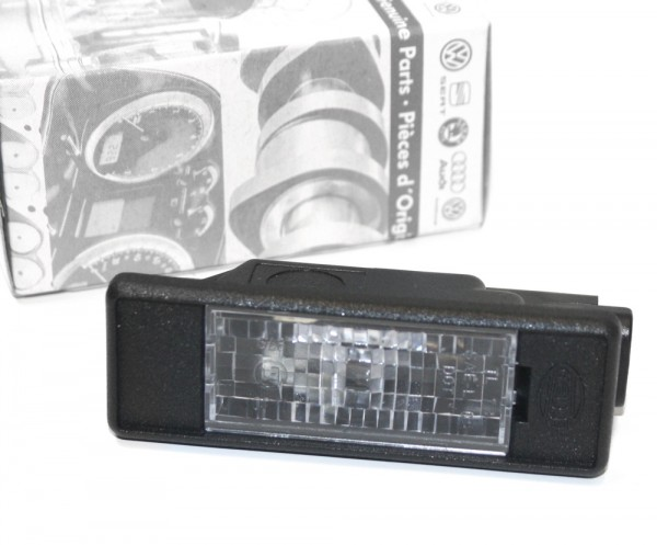 VW Crafter Kennzeichenleuchte Original Leuchte hinten 2E0943021A