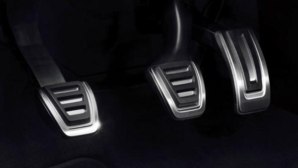 Pedalkappen Set Original Audi A1 A3 Q2 TT Schaltgetriebe Kappen Tuning 8V1064200