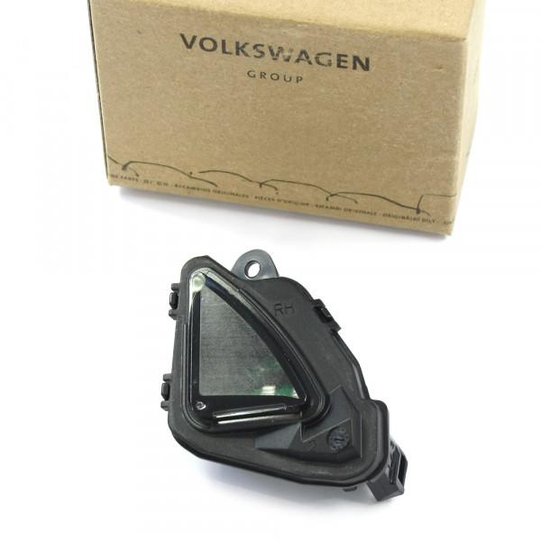 Original VW Skoda Umfeldleuchte rechts Außenspiegel LED Leuchte Spiegel