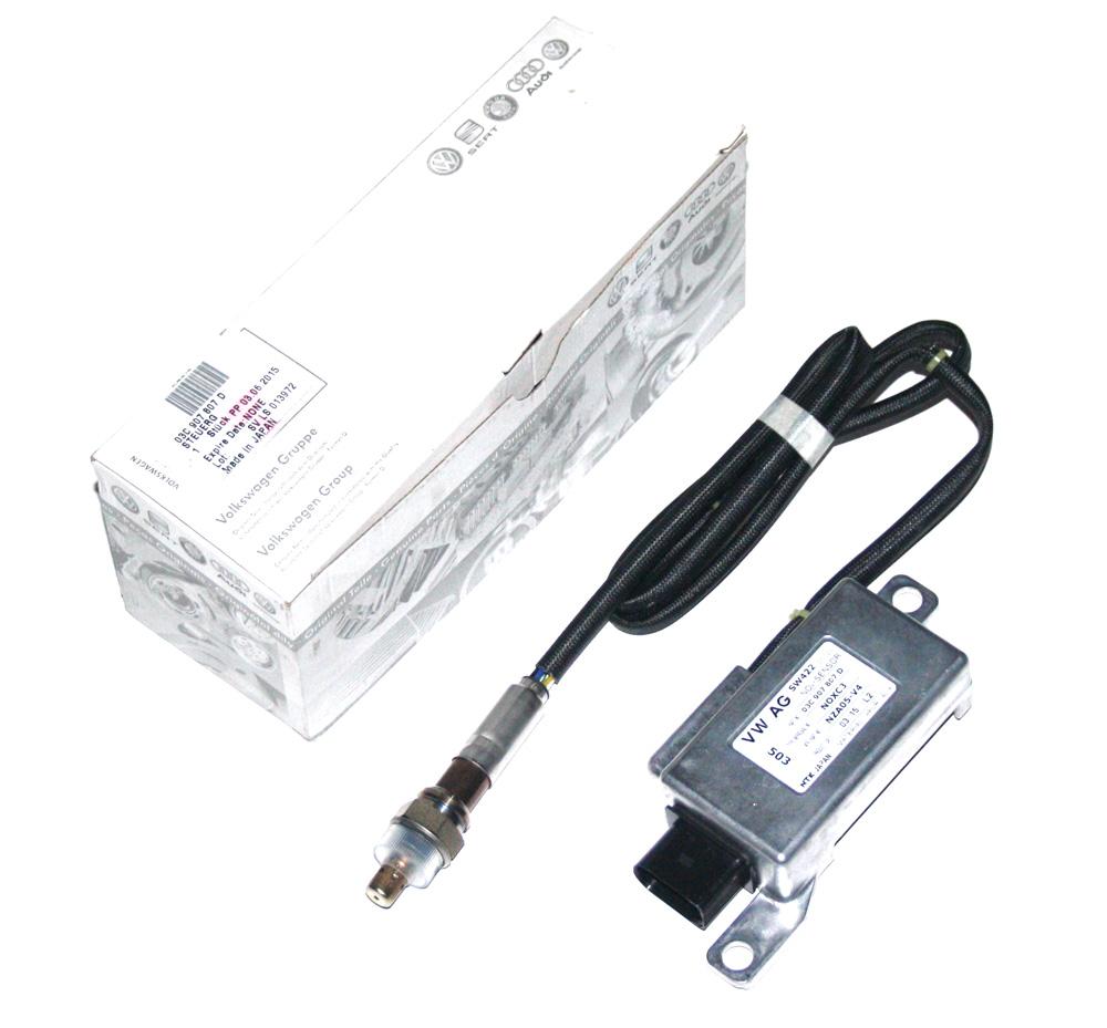 steuerger t mit nox sensor f r abgaskontrolle original vw. Black Bedroom Furniture Sets. Home Design Ideas