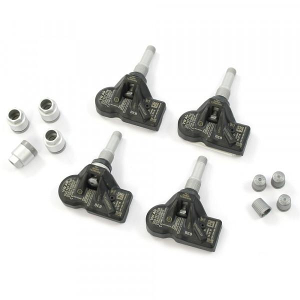 Original Audi Nachrüstung Reifendrucksensoren für Winterkompletträder Druckkontrolle