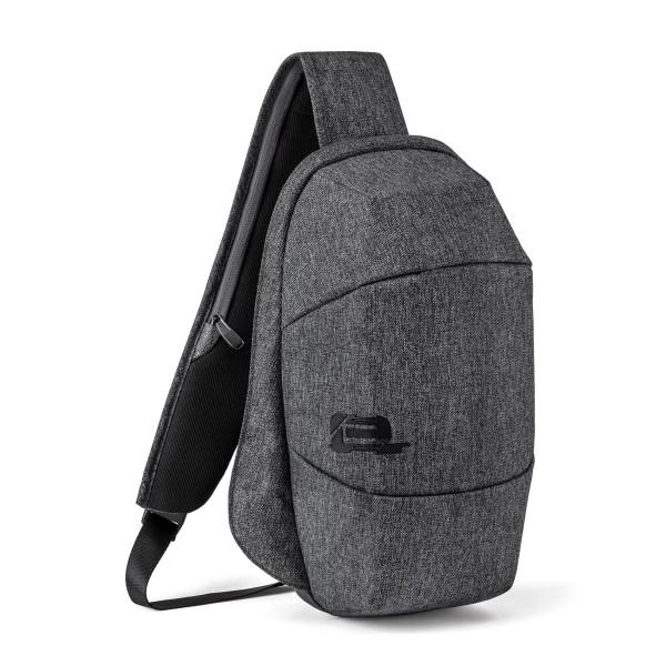 Original Audi Sport Smart Urban Bodybag Tasche Rucksack grau 3151902000