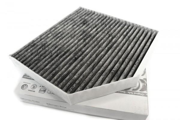 TDI Aktivkohle Pollenfilter Luftfilter Audi A1 2.0 TFSI Innenraumfilter