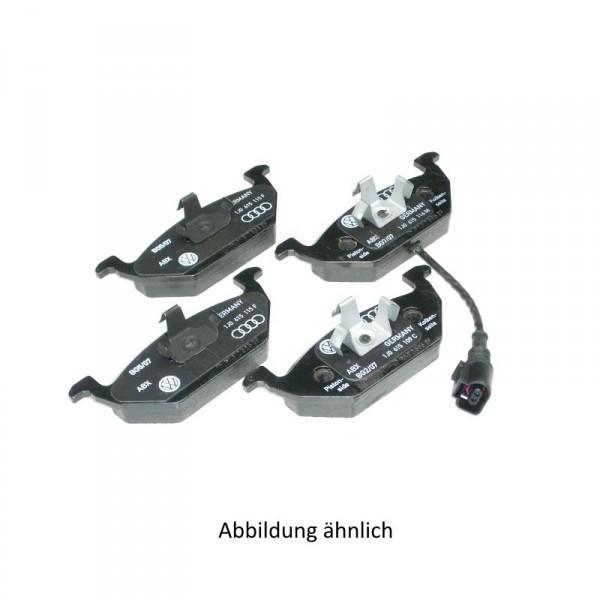 Original VW Bremsbeläge Verschleißanzeige vorn Bremsen 1LJ Beläge 7N0698151