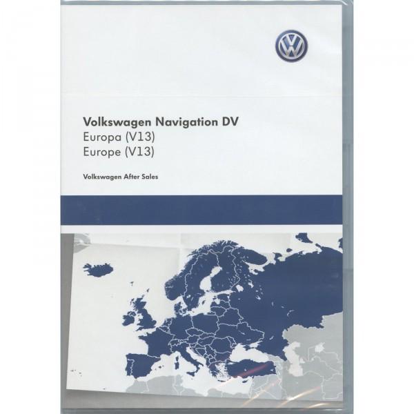 SD Karte Europa V13 Navigationssystem Update Navi Kartendaten Discover Pro