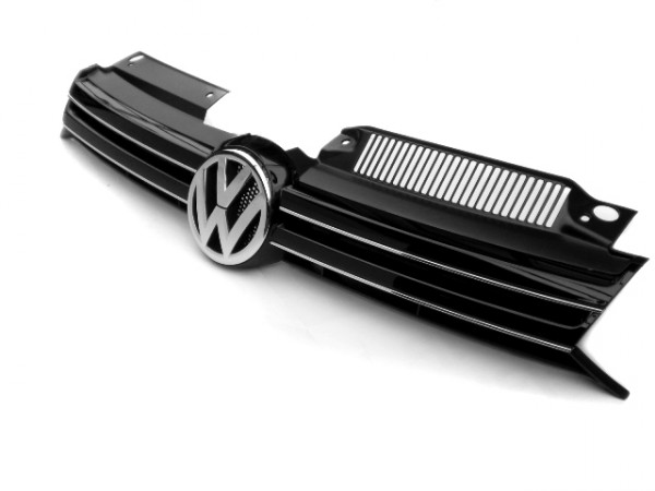 Original VW Golf 6 PLUS Highline Chrom Kühlergrill Tuning Design Grill