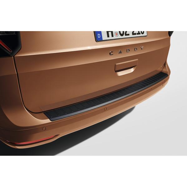 Original VW Caddy 5 Ladekantenschutz Schutzleiste schwarz genarbt 2K7061195A