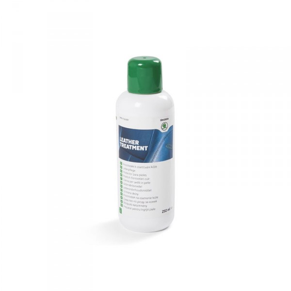 Original Skoda Lederpflege Pflege Reinigung 250 ml