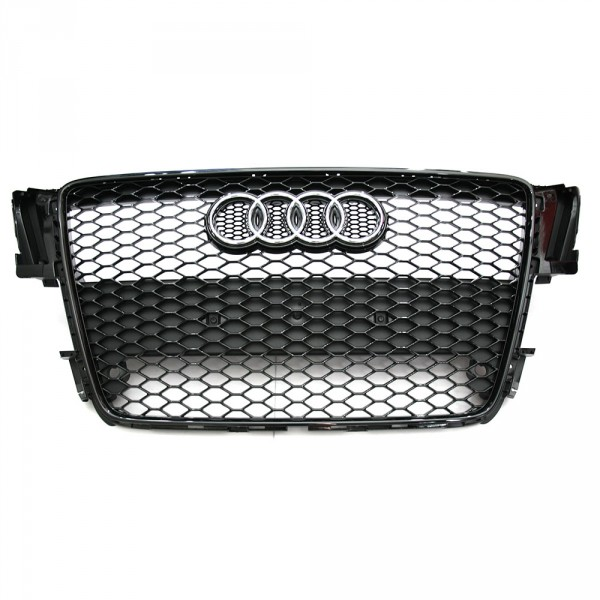 Original Audi RS5 Coupe Kühlergrill Tuning Frontgrill Sport Exterieur Grill