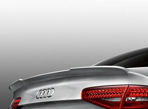 Heckklappenspoiler Audi A4 8K B8 Original Tuning Zubehör Heckspoiler