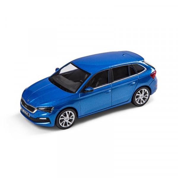 Skoda Citigo 1S 5-Türer Modellauto Miniatur 1:43 Brilliant-Silber MVF25-802