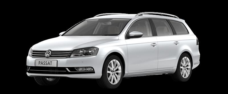 VW Passat B7 (3C)