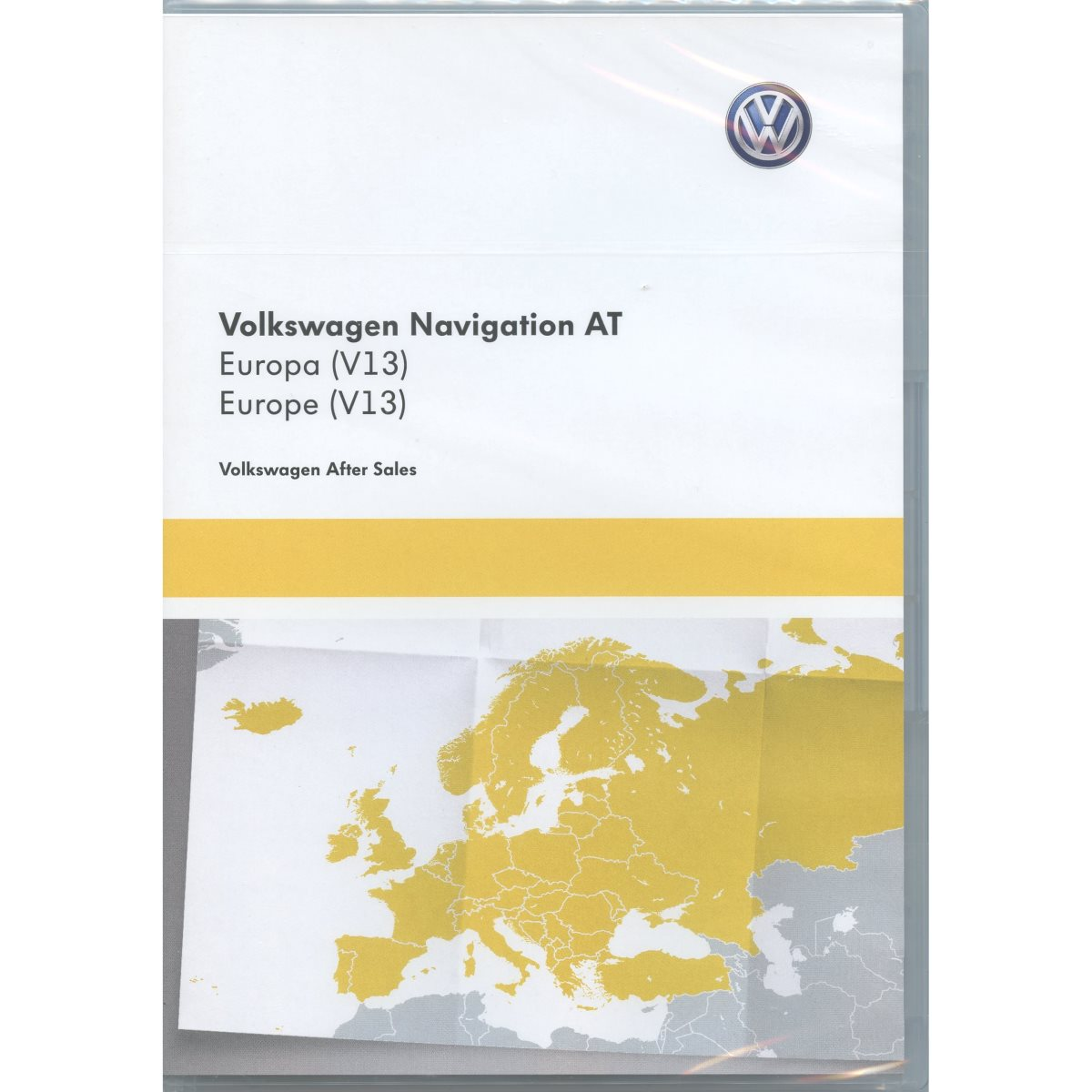 Vw Sd Karte.Sd Karte Europa V13 Navigationssystem Update Navi Kartendaten Discover Media At