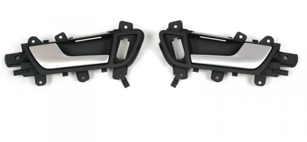 Innenbetätigung mit Beleuchtung hinten Original Audi A4 8K / S4 Avant Griff Zuziehgriff