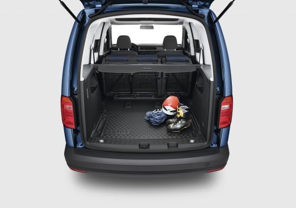 Gepäckraumschale Original VW Caddy 5-7 Sitzer Kofferraum Schale Life/PKW 2K5061161