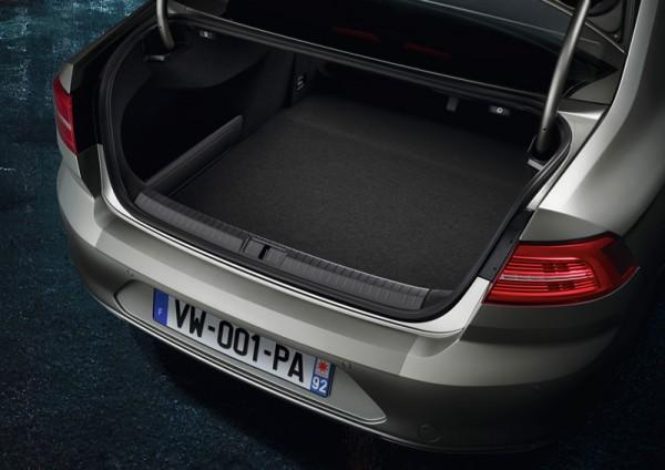 Ladekanten-Schutz VW Passat (B8) Original Transparent Schutz Folie