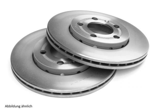 Original Audi Bremsscheiben Set vorn innenbelüftet Bremsen 4B3615301