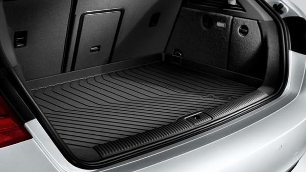 Gepäckraumschale Original Audi A3 S3 RS3 Sportback (8V) Kofferraumschale Schutz Anthrazit