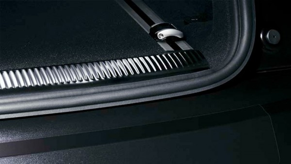 Ladekantenschutz Original Audi A6 Avant 4G C7 Transparent Folie S6 RS6 Schutzfolie