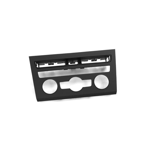 Original Seat Leon III (5F) Gehäuse Schalttafel Blende Climatronic Abdeckung schwarz