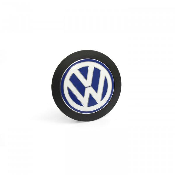 Original VW Emblem Motorabdeckung blau/weiß Logo Typ Zeichen 038103940F