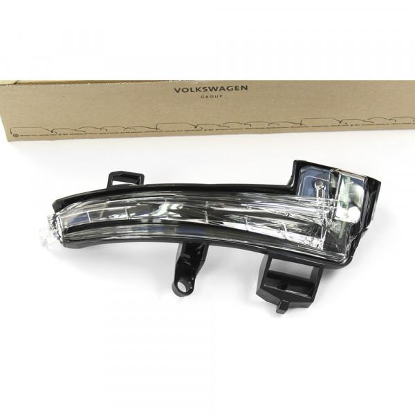 Original Skoda Superb III (3V) Blinkleuchte rechts Spiegelblinker Außenspiegel LED Blinker