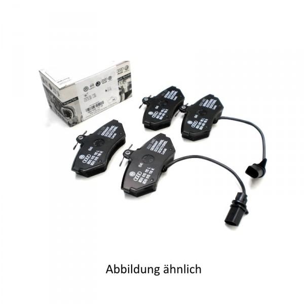 Original VW Audi Bremsbeläge komplett Set vorn Bremsen Beläge 1K0698151B